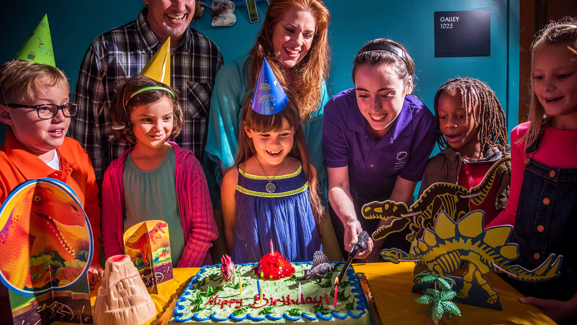 Birthday Parties At Orlando Science Center