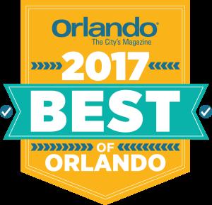 Orlando Magazine, Best of Or;ando 2017