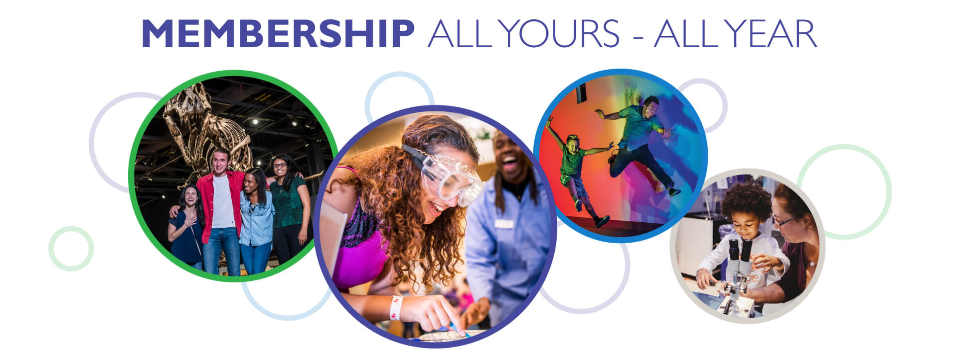 Membership – All Yours, All Year