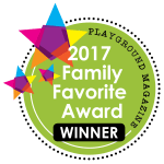Playground Magazine, 2017 Family Favorite Award