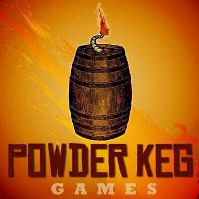 Powder Keg Games Logo