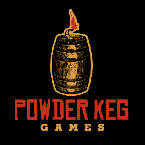 Powder Keg Games Logo