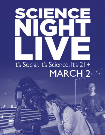 Science Night Live