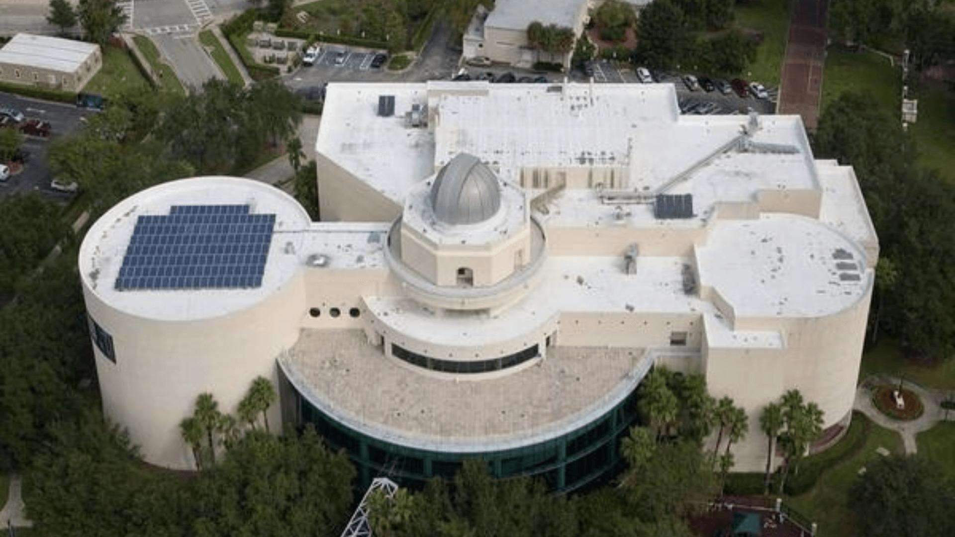 Orlando Science Center building