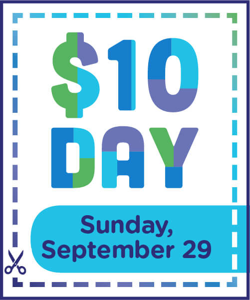 $10 day flyer
