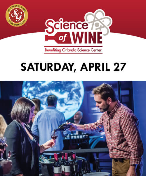 Science of Wine Event