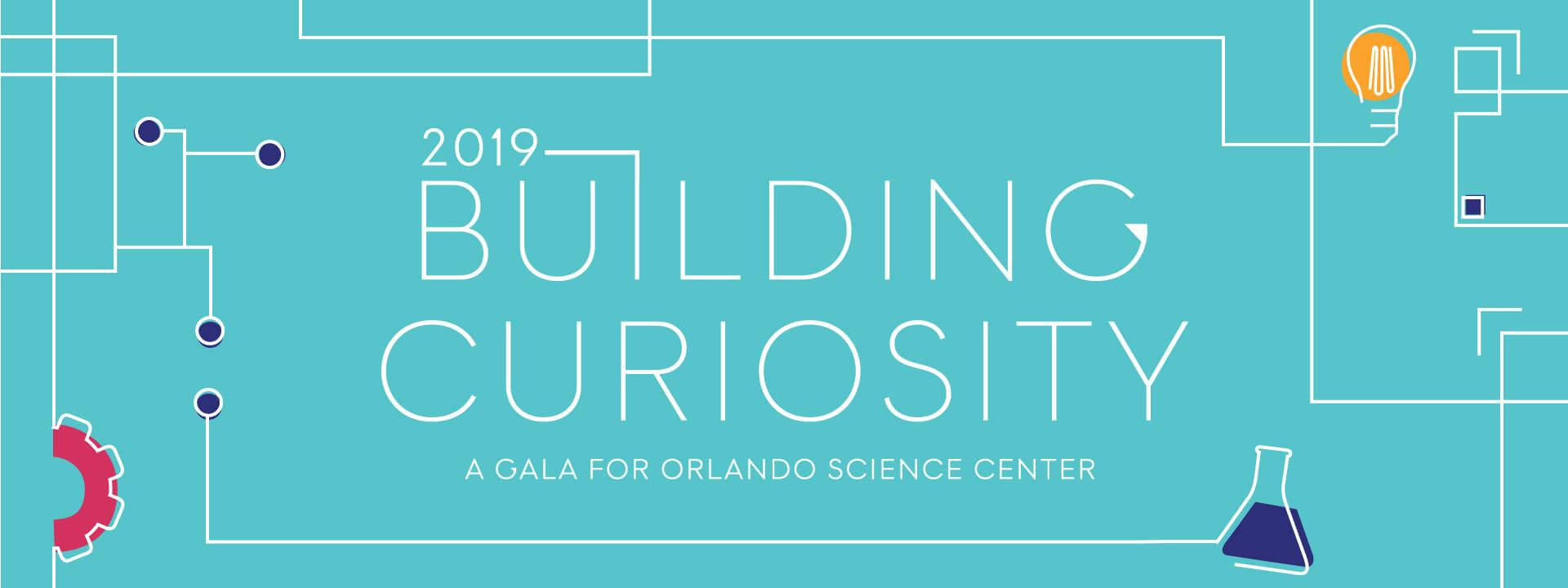 Building Curiosity 2019 - A Gala for Orlando Science Center