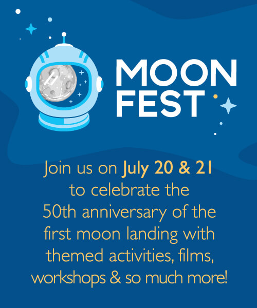 Moon Fest Event Flyer