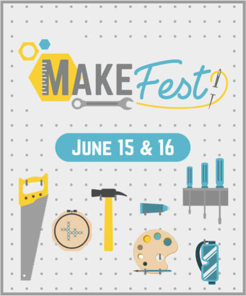 MakeFest 2019 Graphic