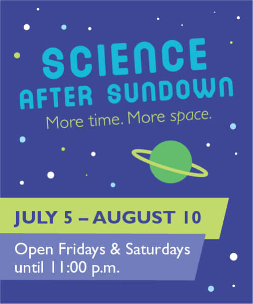 Home - Orlando Science Center | Inspire Science Learning for Life!