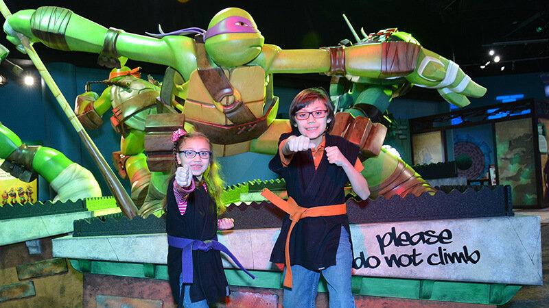 Nickelodeon's Teenage Mutant Ninja Turtles™: Secrets of the Sewer™