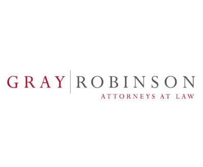 Gray Robinson Logo