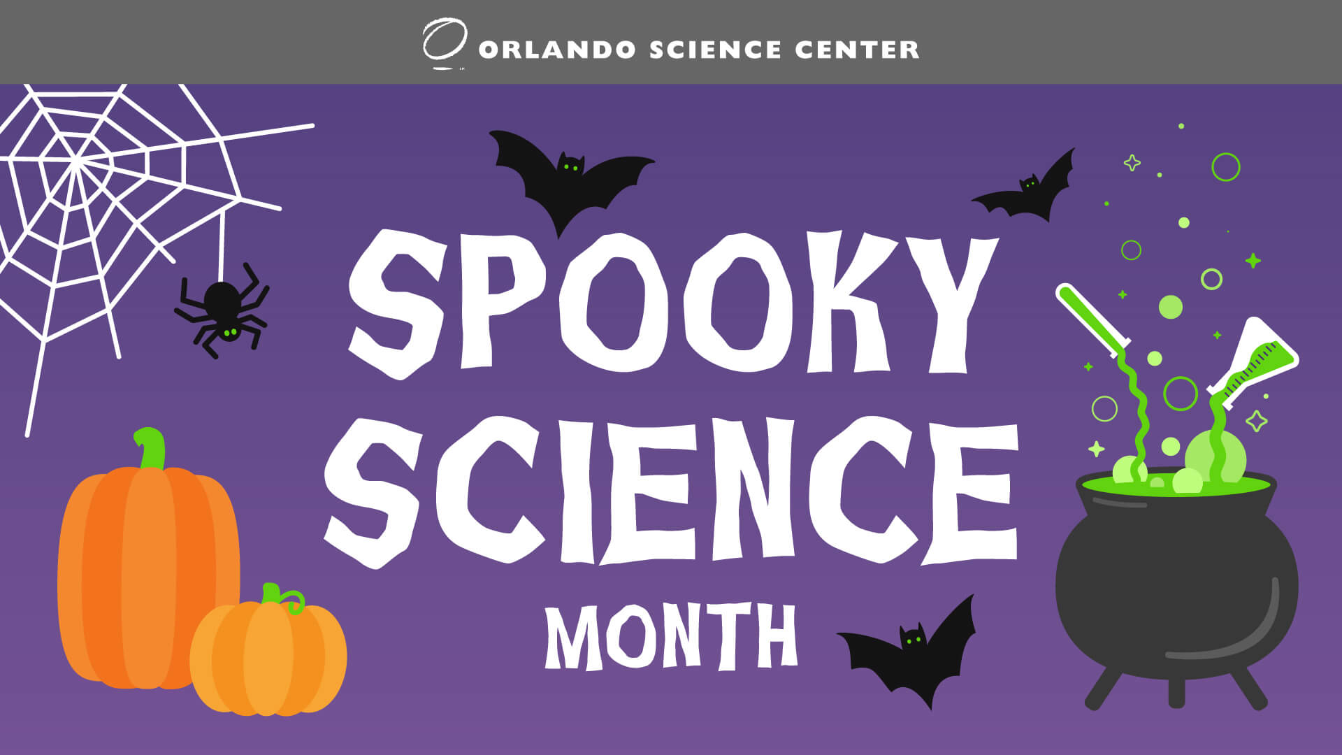 Spooky Science Month