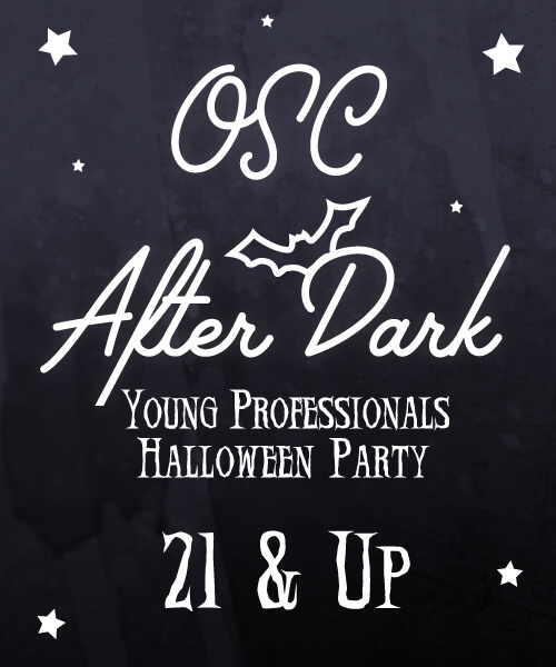 OSC After Dark, A Young Professionals Halloween Party