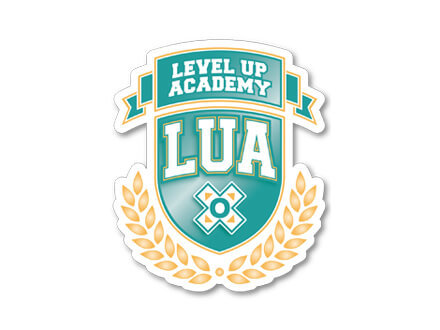 Level Up Academy Logo