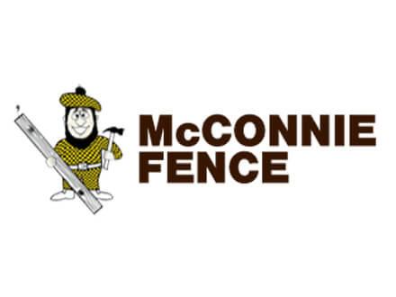 McConnie Fence Logo