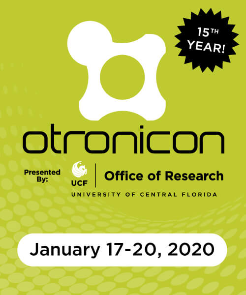 Otronicon Tech Expo - January 17-20, 2020
