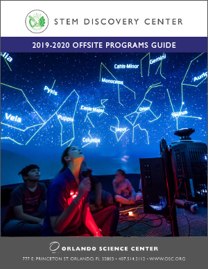 Offsite Programs Guide cover for 2020