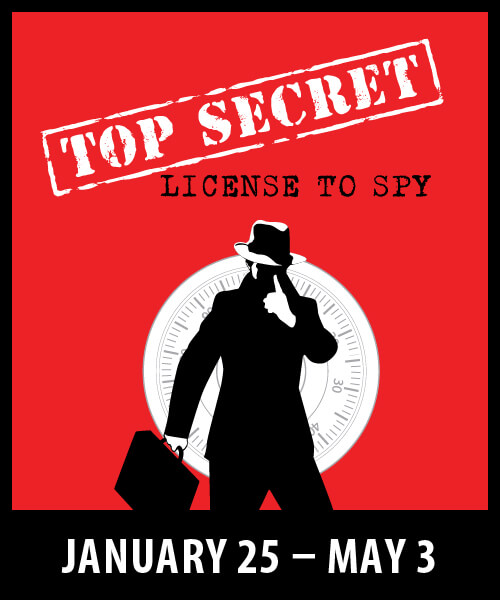 Top Secret: License to Spy Exhibit