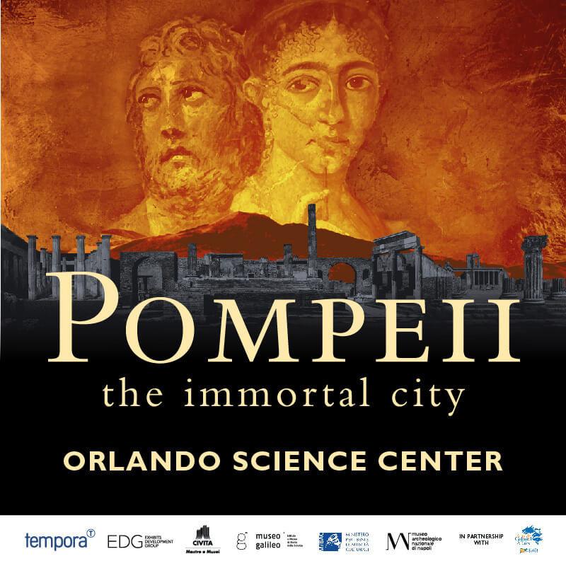 Pompeii the Immortal City