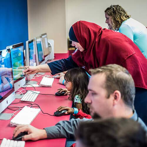 Computer Workshop at Otronicon