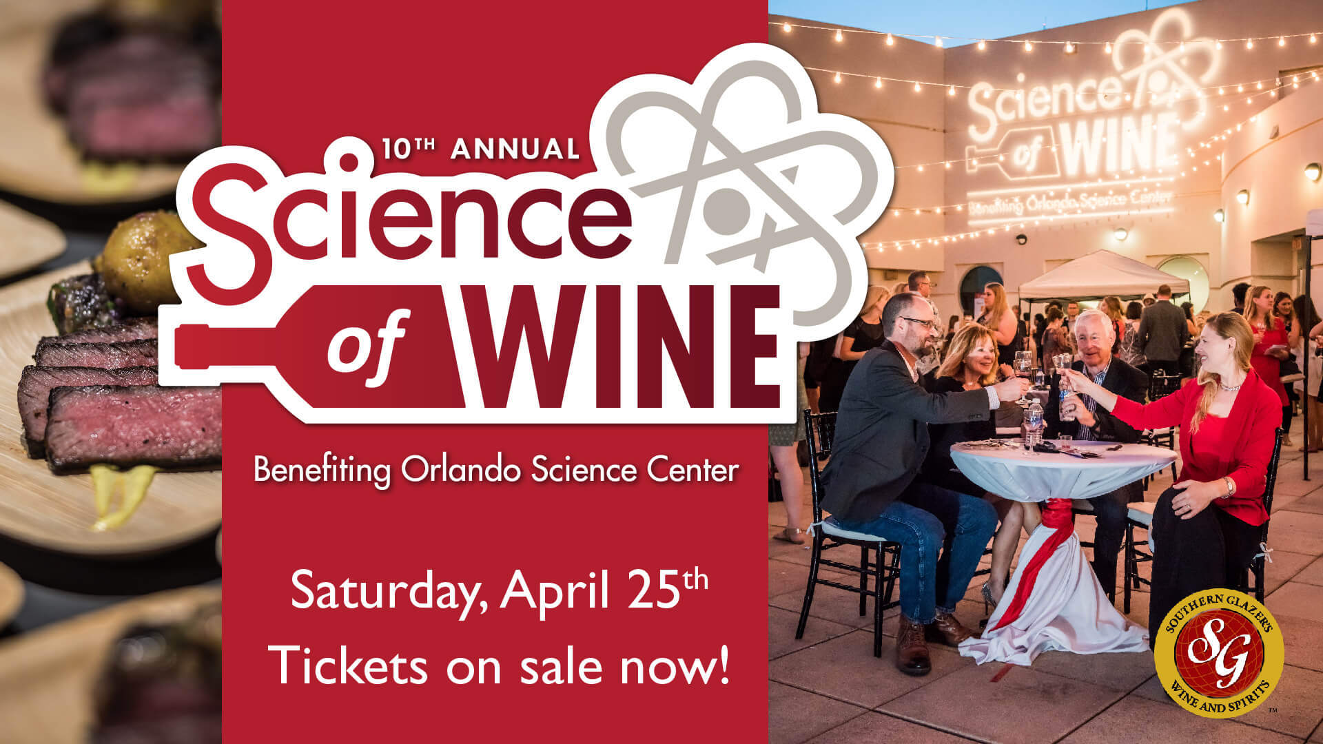 Science of Wine 2020 - Saturday, April 25