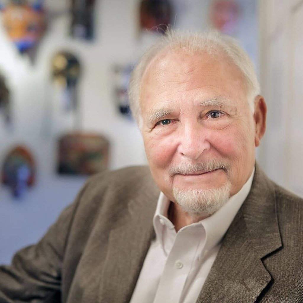 Headshot of Anthropologist Dr. Paul Ekman