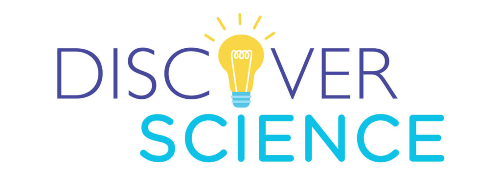 Discover Science logo