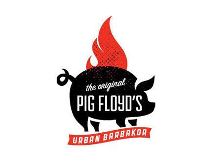 Pig Floyd's Logo