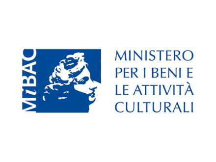 Ministero per i beni e le attivita cultturali Logo