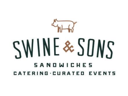 Swine and Sons Logo
