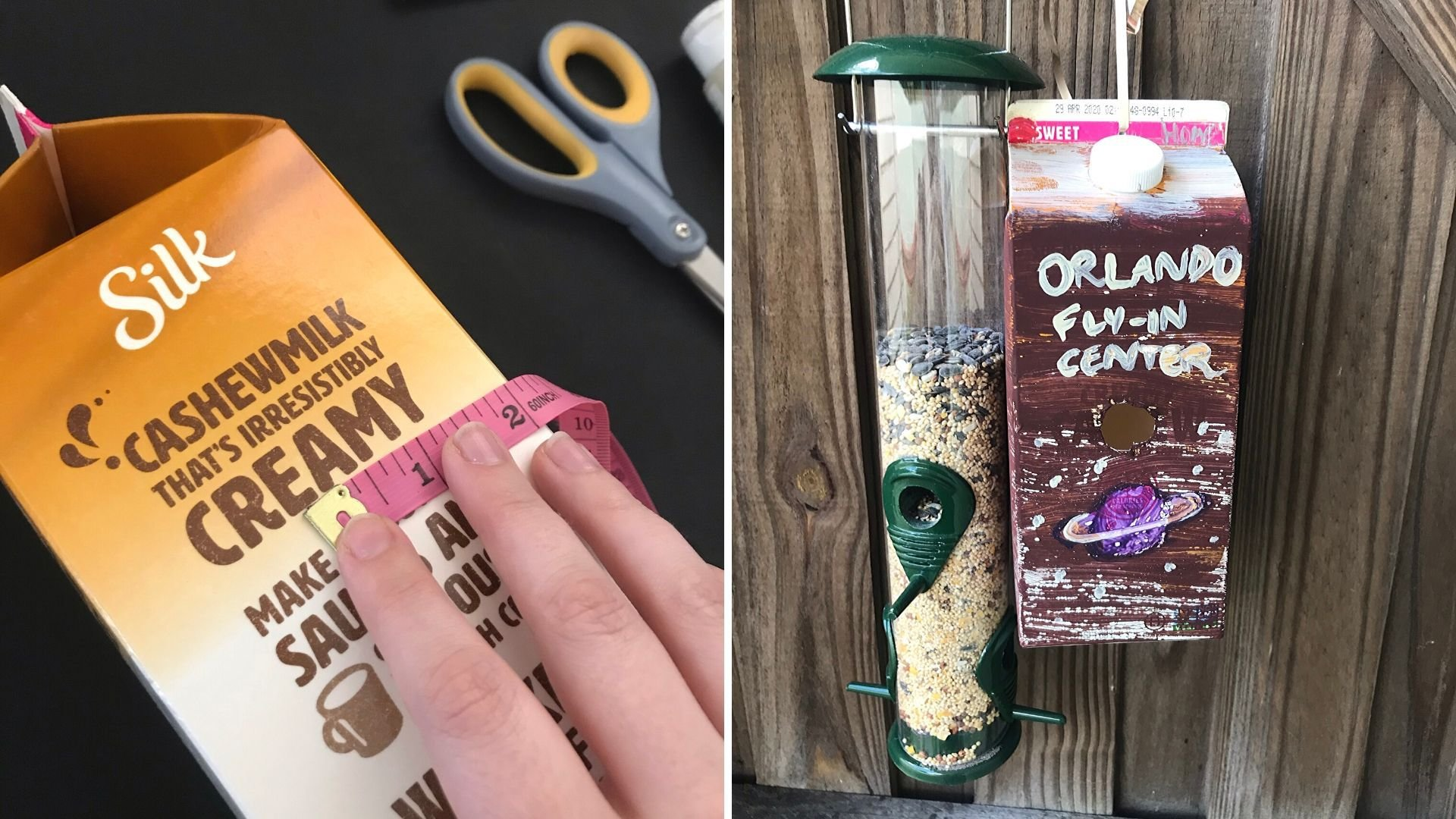 before-and-after-build-birdhouse-out-of-quart-container