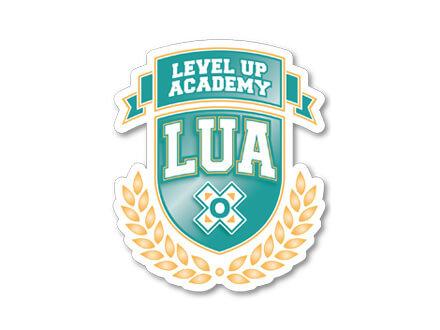 Level Up Academy Logo