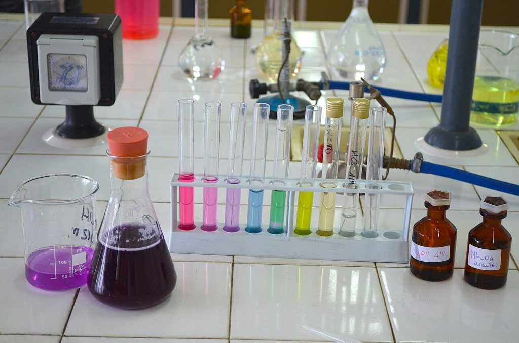 You can can make a variety ph indicators with Orlando Science Center