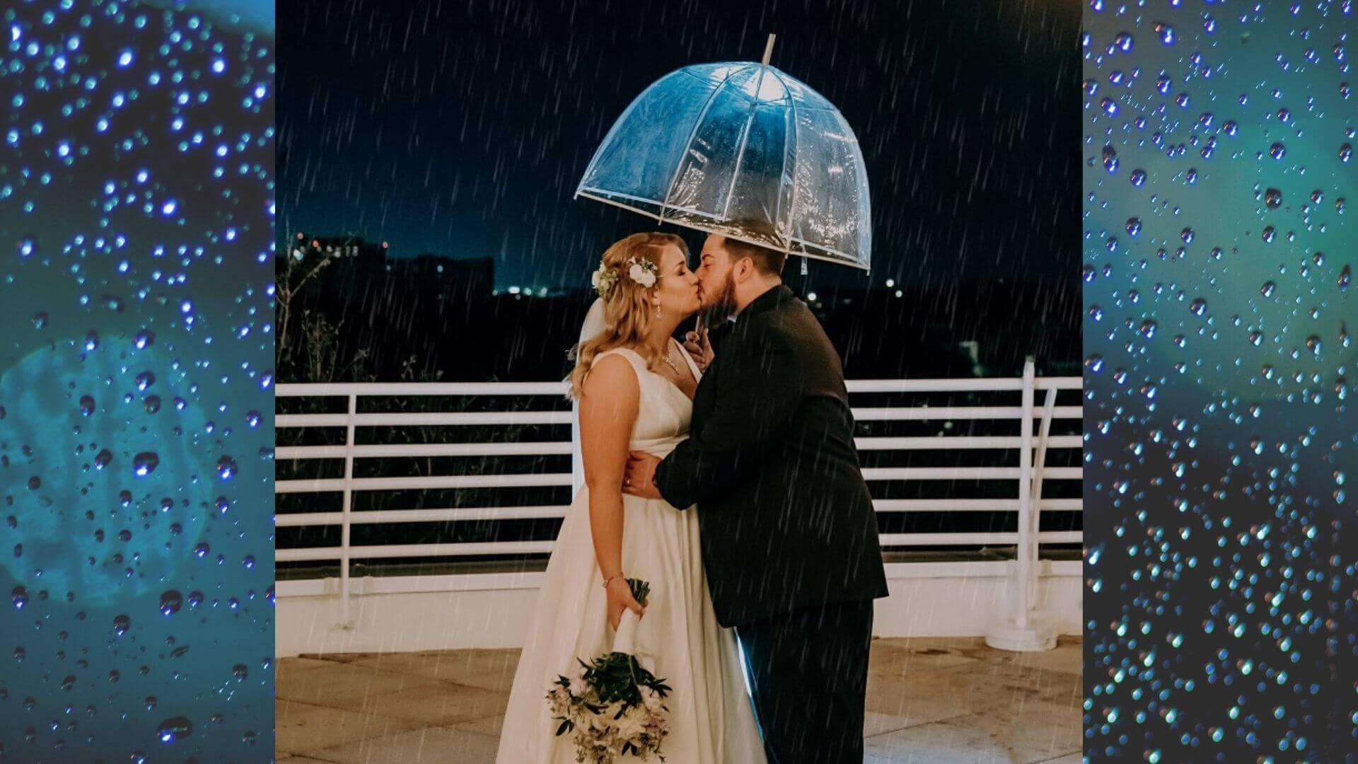 Wedding weather backups at Orlando Science Center