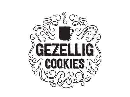 Gezellig Cookies Logo