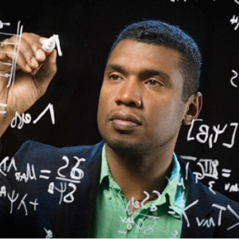 Black innovators in STEM- Dr. Stephon Alexander