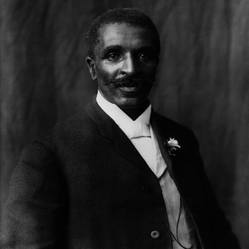 Black innovators in STEM- George Washington Carver