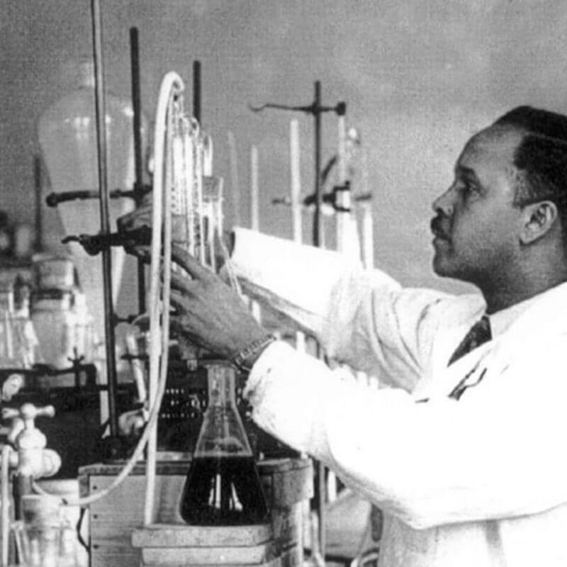 Dr. Percy Julian