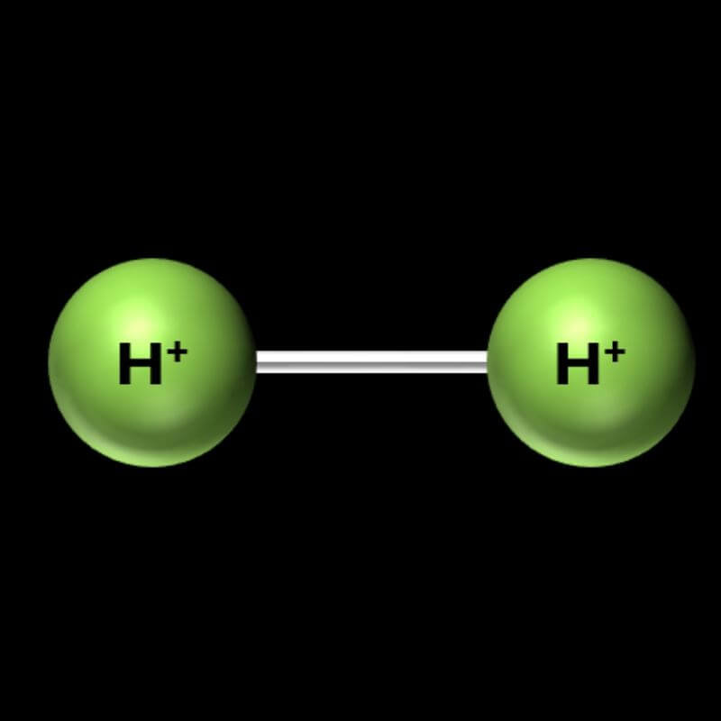 Kitchen Chemistry for Kids- hydrogen molecule