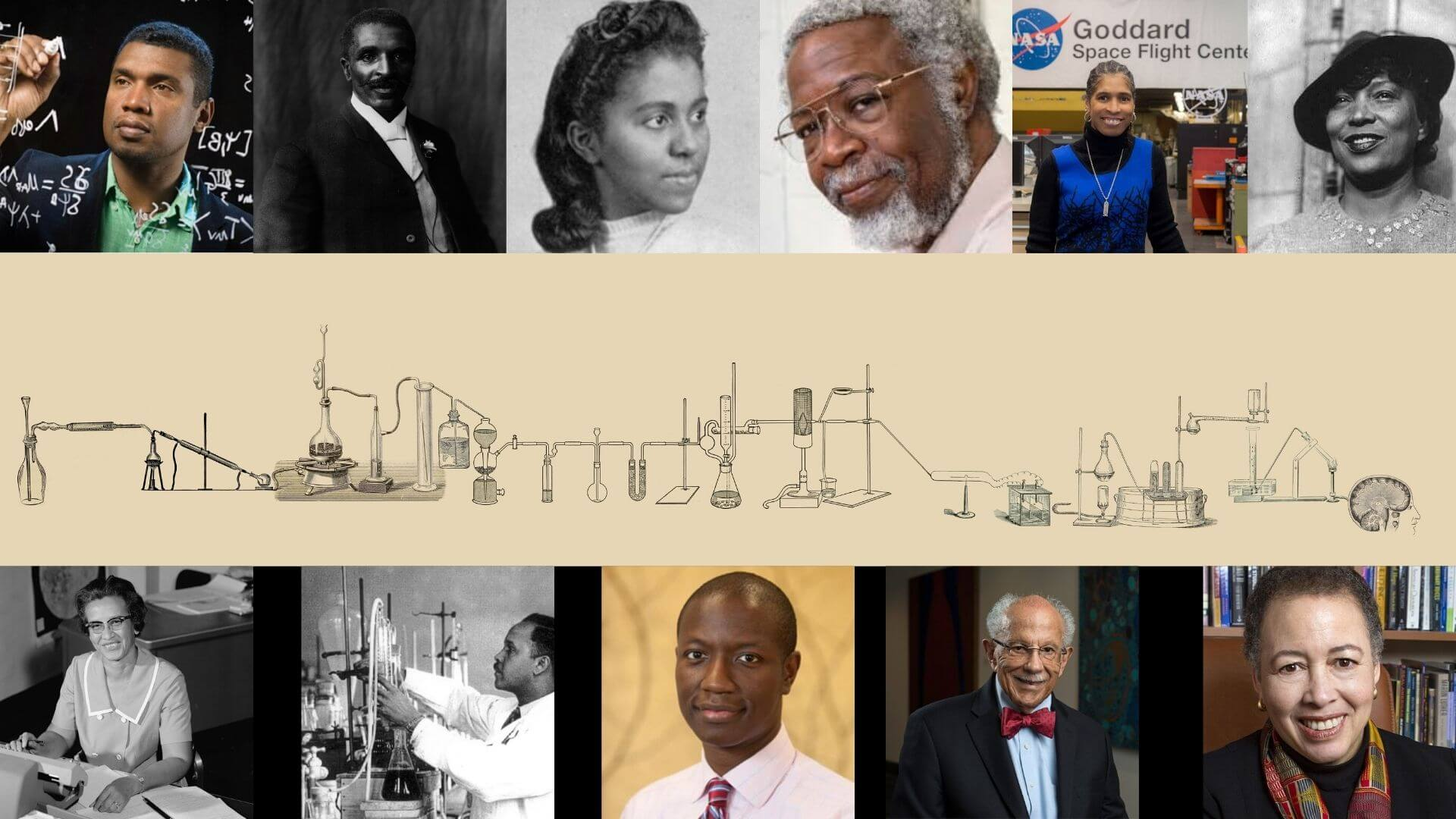 Orlando Science Center Black innovators in STEM