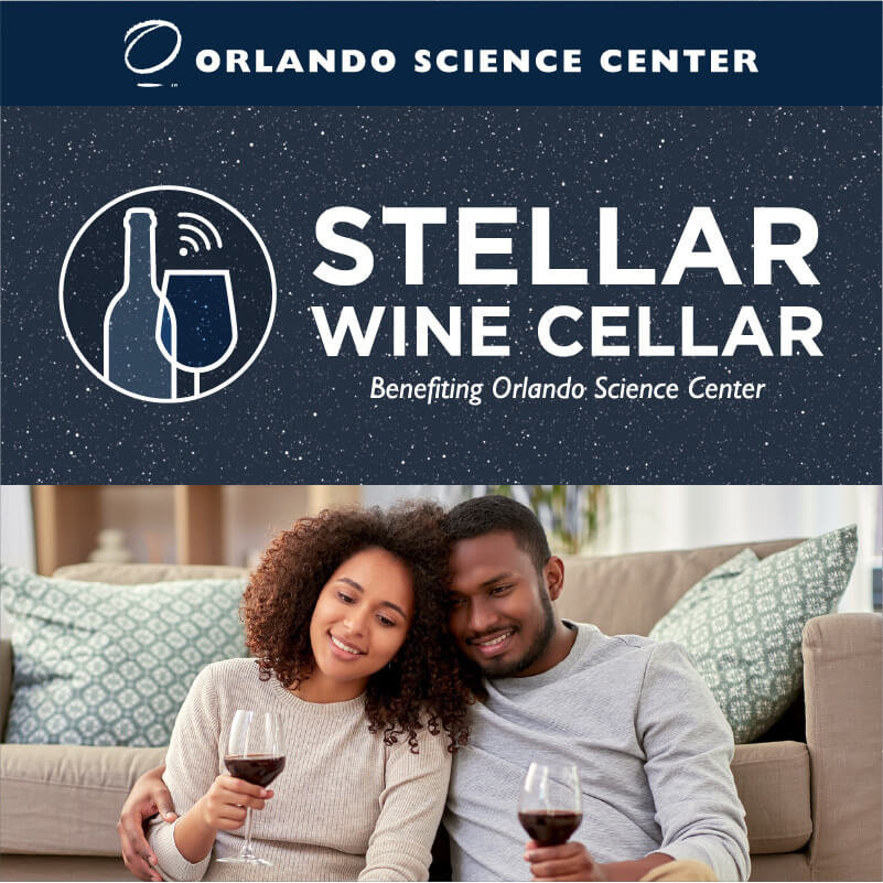 Orlando Science Center Stellar Wine Cellar benefit