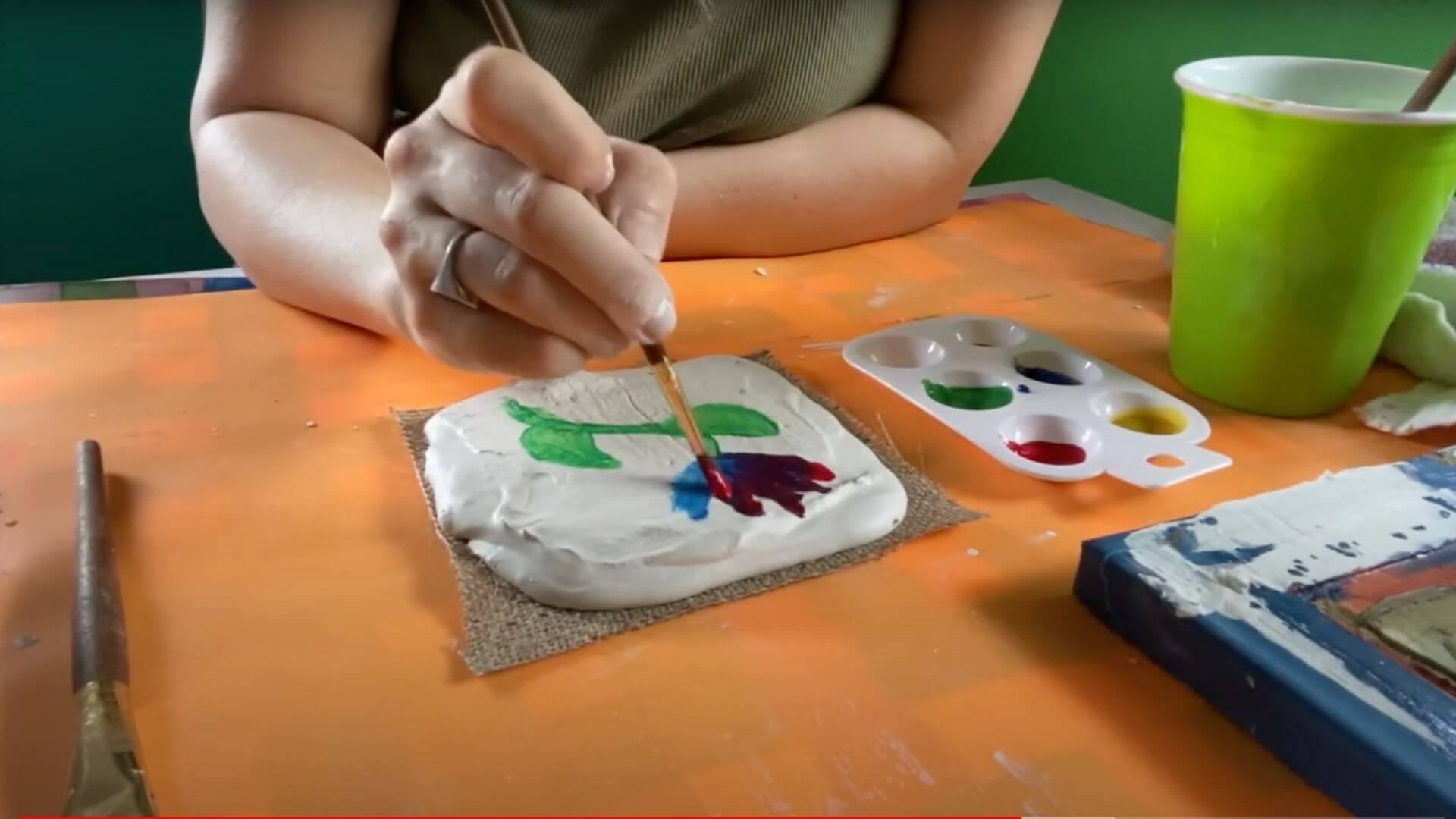 painting techniques for kids to try