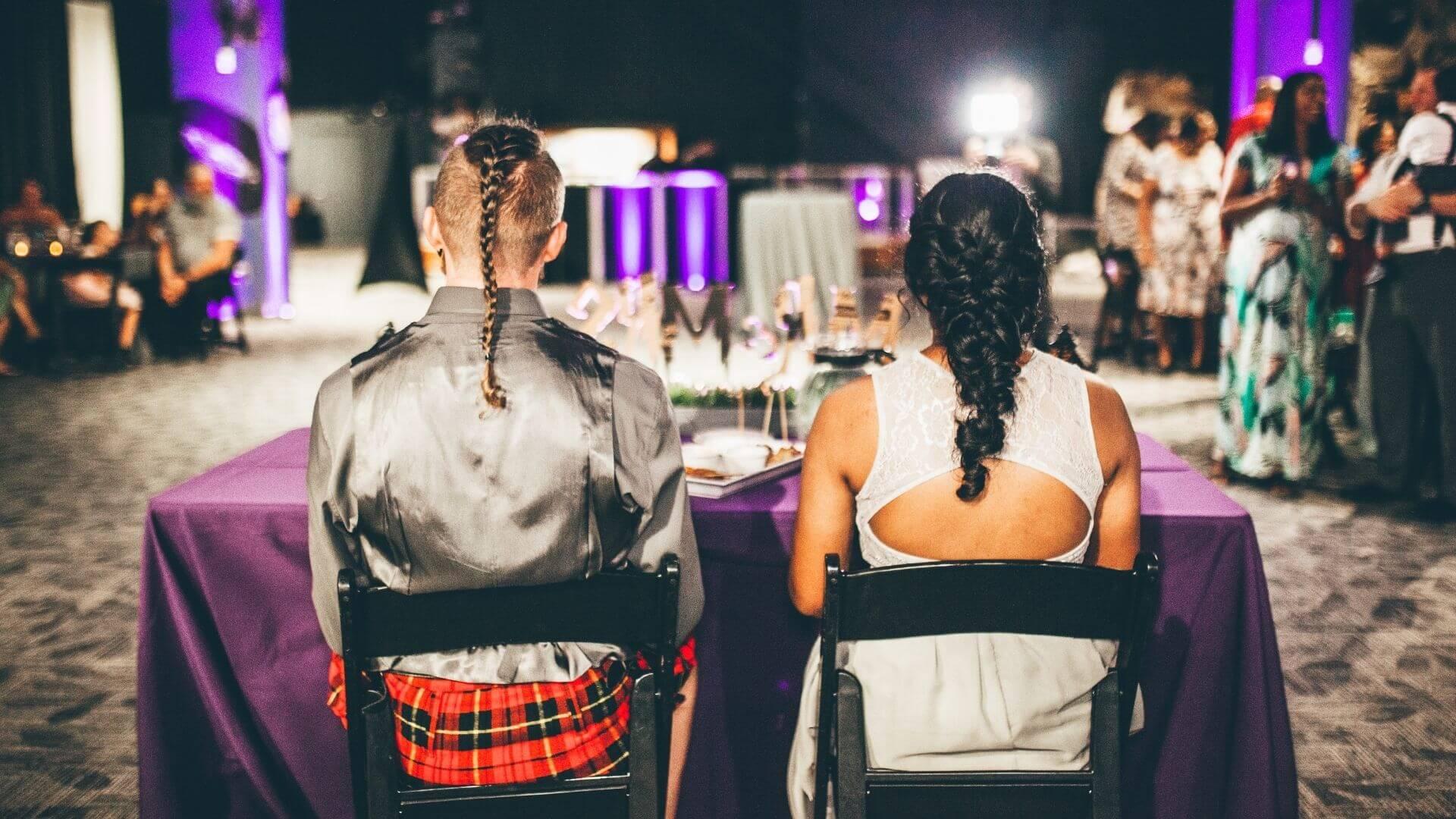 Should you have a wedding coordinator at orlando science center