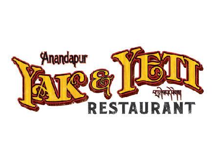 Anandapur Yak and Yeti Restaurant Logo