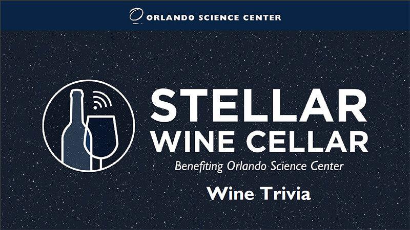 Stellar Wine Cellar Wine Trivia
