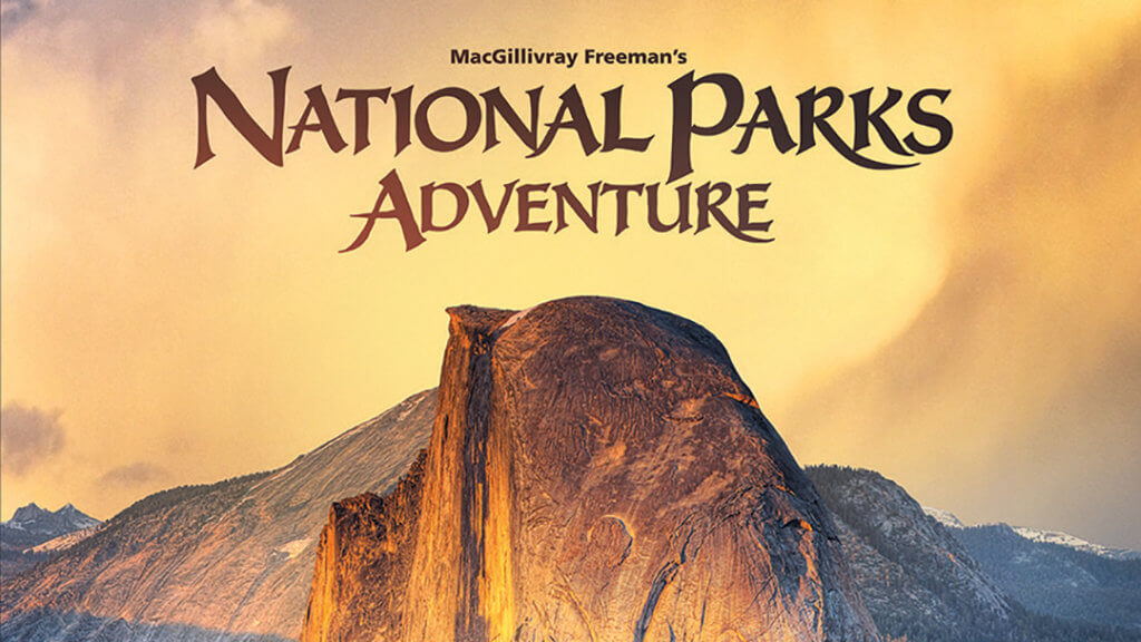 National Parks Adventure - movie logo