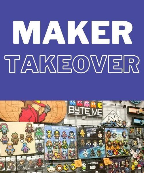 Maker Takeover