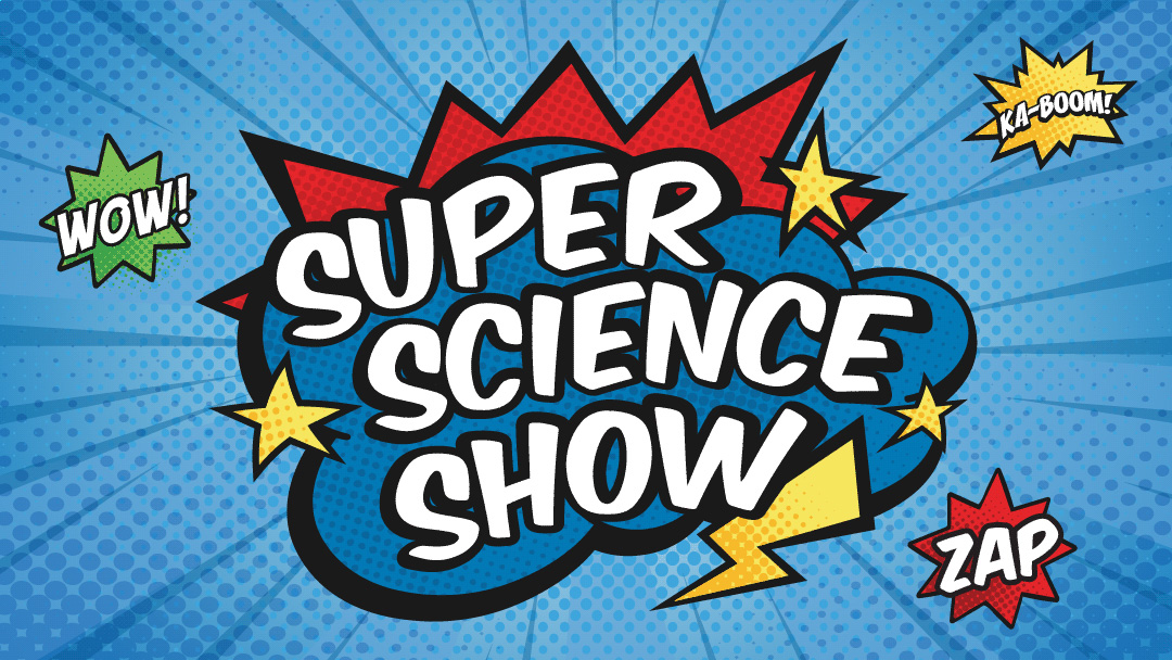 Super Science Show logo