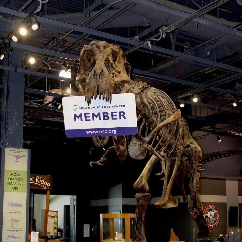 Support Orlando Science Center with membership
